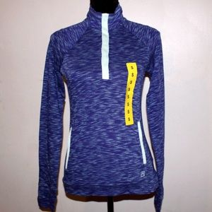 NWT! Avalanche Ladies Loma Snap Pullover Size S